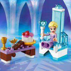 Free Frozen II Elsa's Winter Throne In LEGO Stores
