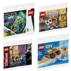 New 2020 LEGO Polybag Revealed