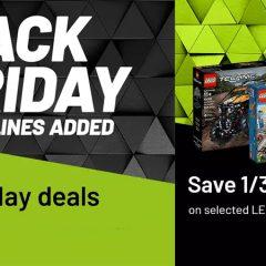 LEGO Black Friday Discounts At Argos