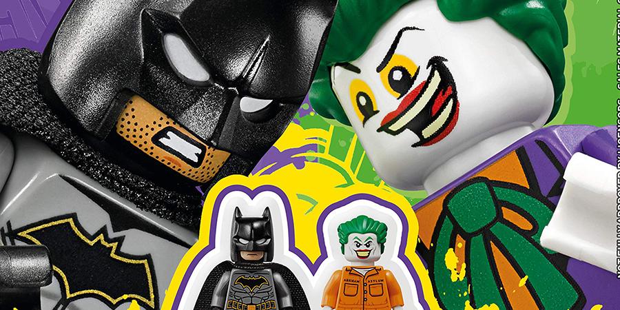 New Lego Batman Vs Joker Book Revealed Bricksfanz