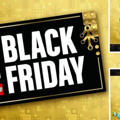 First Look At LEGO Black Friday Goodies