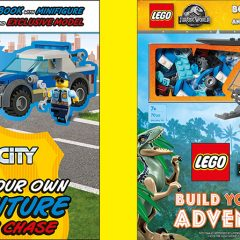 New 2020 LEGO Build Your Own Books Revealed