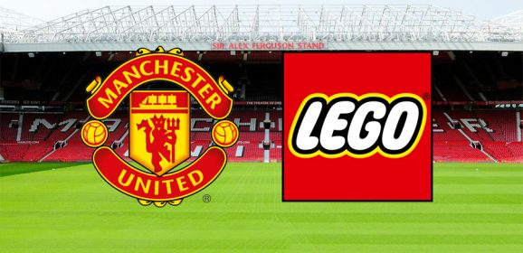 Manchester United Partner With LEGO In 2020