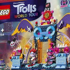 LEGO Trolls World Tour Set Details & Images