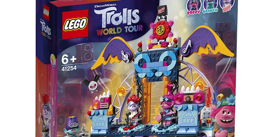 Lego Trolls World Tour Set Details Images Bricksfanz