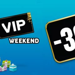 LEGO VIP Weekend Continues