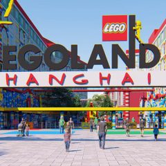 New Chinese LEGOLAND Moves To Shanghai