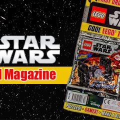LEGO Star Wars Magazine November Issue