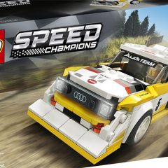 More 2020 Speed Champions Sets Revealed