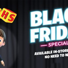 Black Friday LEGO Savings At Smyths Toys
