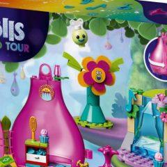 LEGO Trolls World Tour Sets Revealed