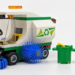 60249: LEGO City Street Sweeper Set Review