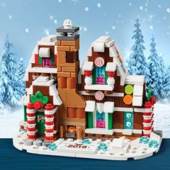 Last Day To Get Free Mini Gingerbread House