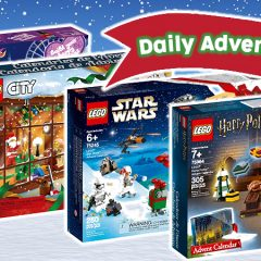 Daily LEGO Advent Round-up: December 1st