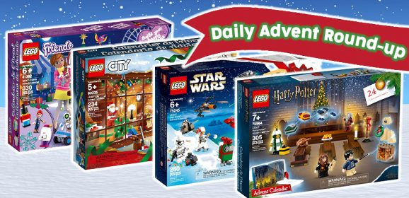 Daily LEGO Advent Round-up: December 5th