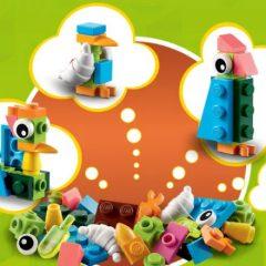 Get A Free LEGO Build Your Own Bird Polybag Set