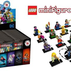 LEGO DC Minifigures Offer At WHSmith Back In Stock