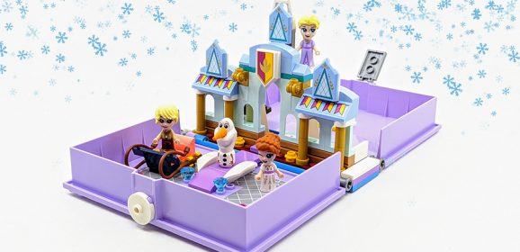 43175: Disney's Frozen Storybook Adventure Set Review