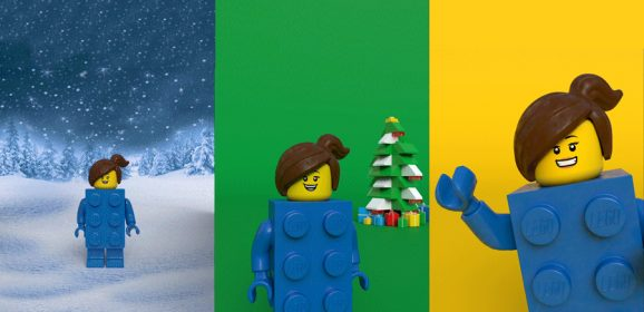 All-new LEGO Gift Bot Is Back For Christmas