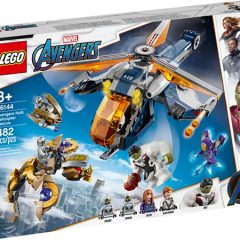 New LEGO Avengers Endgame Set Now Available
