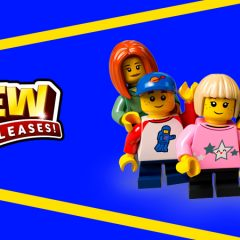 Some North America LEGO New Released Delayed
