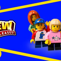 New 2020 LEGO Sets Now Available Online