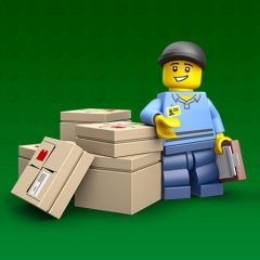 LEGO Online Shopping Update