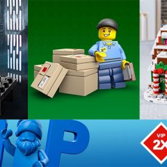 New LEGO Christmas Promotions Now On