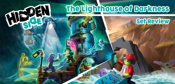 70431: The Lighthouse Of Darkness Set Review