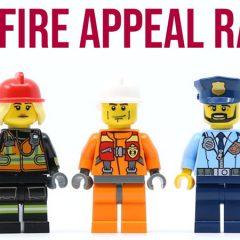 Jay's Brick Blog Australian Bushfire Appeal