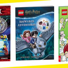 More LEGO Books From Ameet Revealed