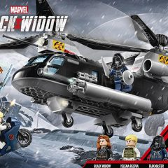 LEGO Black Widow Set Revealed