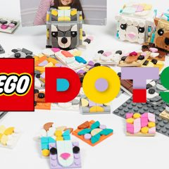 LEGO DOTS Makes US Debut At Toy Fair New York