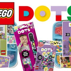 Get Ready To DOT Your World With LEGO DOTS