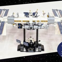 21321: LEGO Ideas International Space Station Set Review