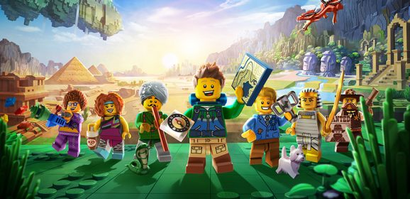 LEGO Group And Tencent Extend Partnership