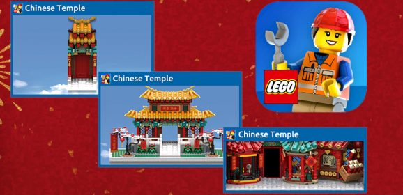 LEGO Tower Gets Chinese New Year Content