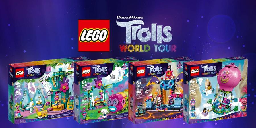 Brand New Lego Trolls Sets Now Available Bricksfanz