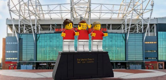 LEGO Old Trafford GWP Promotion Revealed