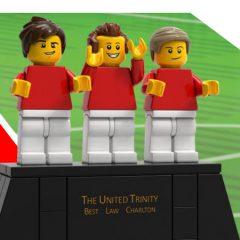 Free LEGO United Trinity Statue VIP Promotion