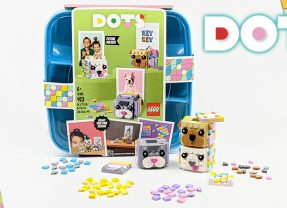 41904: LEGO Dots Animal Picture Holders Review