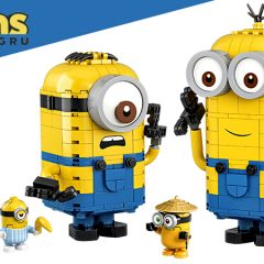 New LEGO Minions Sets Revealed
