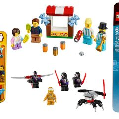 New LEGO Minifigure Packs Coming In March