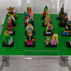 New Series 20 Minifigures Revealed At New York Toy Fair