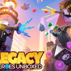 LEGO Legacy Heroes Unboxed Launch Trailer
