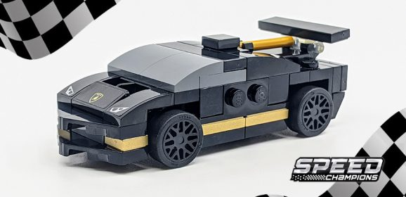 30342: LEGO Speed Champions Lamborghini Polybag Review