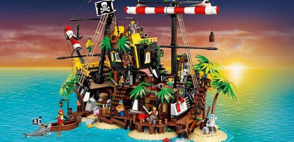 LEGO Ideas Building The Pirates Of Barracuda Bay