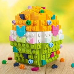 Free LEGO Easter Egg Set Now Available