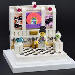 Amazing MOCs: DOTS Art Gallery