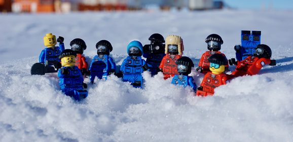 Minifigures Adventures In The Antarctic
